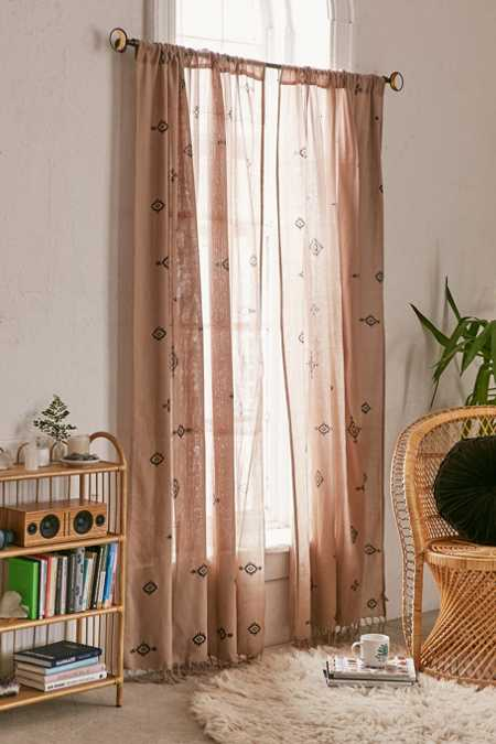 4040 Locust Toures Symbology Curtain
