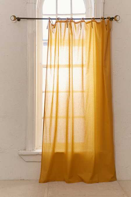 Swiss Dot Curtain