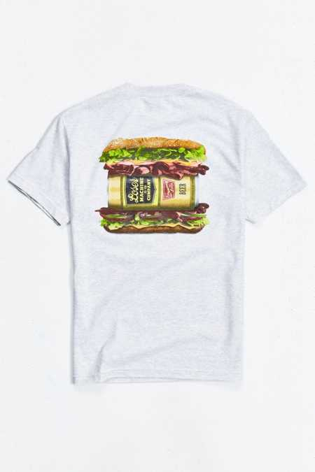 Loser Machine Hoagie Pocket Tee