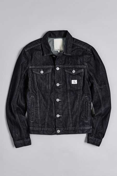Calvin Klein Re-Issue Denim Trucker Jacket