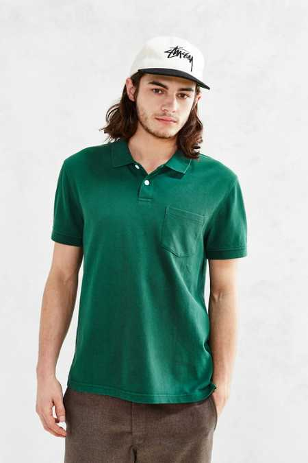 CPO Rush Pique Pocket Polo Shirt