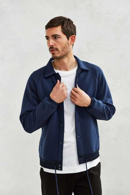 Publish Ruben Bonded Coaches Jacket