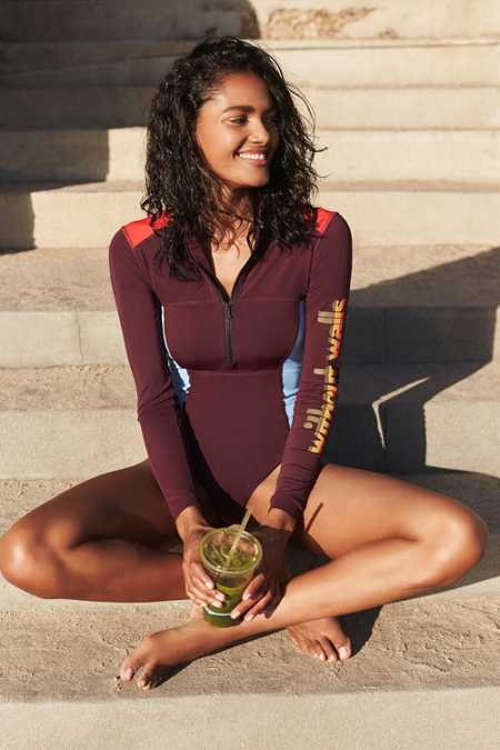 Without Walls Jackie One-Piece Surf Suit