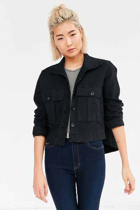 BDG Olivia Swing Shirt Jacket