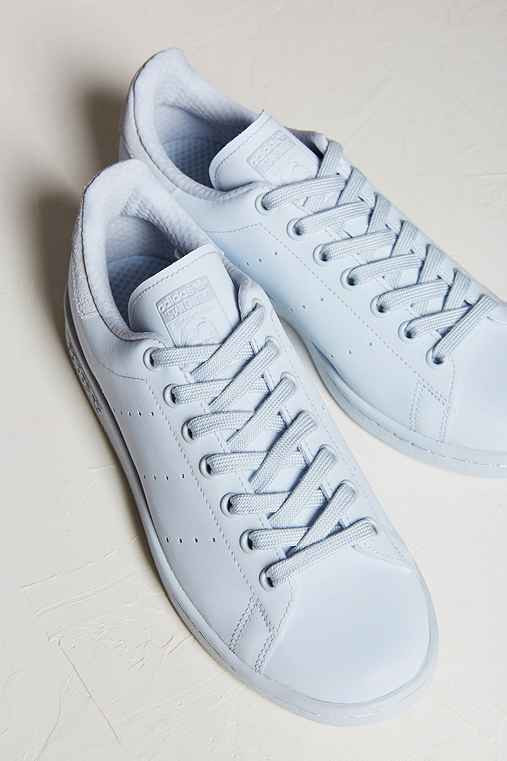 adidas Originals Pastel Supercolor Stan Smith Sneaker,WHITE,W 10/M 8.5