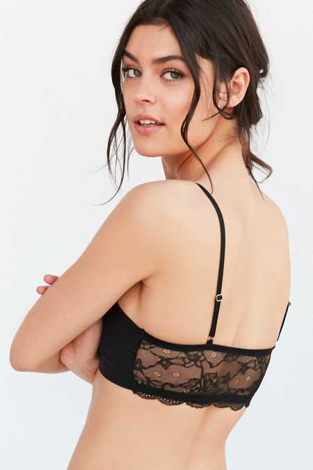 Out From Under Kia Fusion Lace Bra