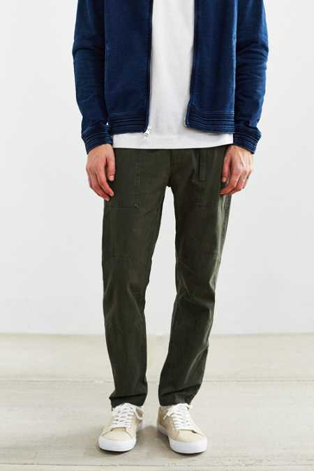 Shades Of Grey By Micah Cohen Utility Pant