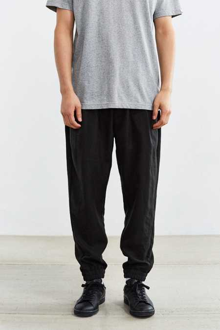 Shades Of Grey By Micah Cohen Pleated Jogger