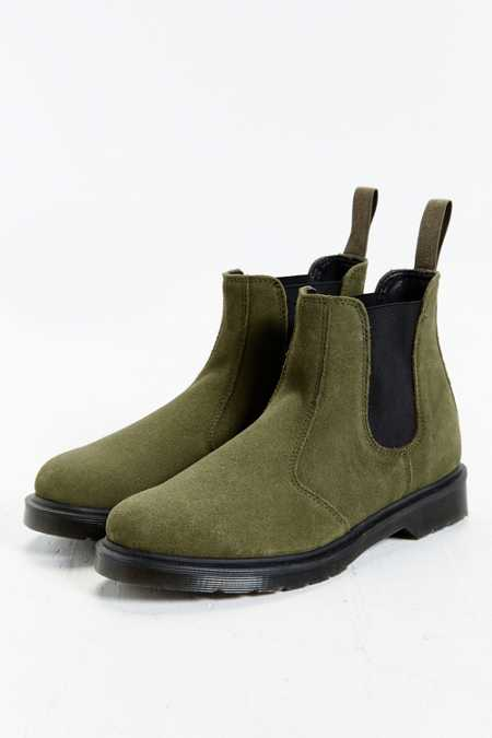 Dr. Martens 2976 Suede Chelsea Boot