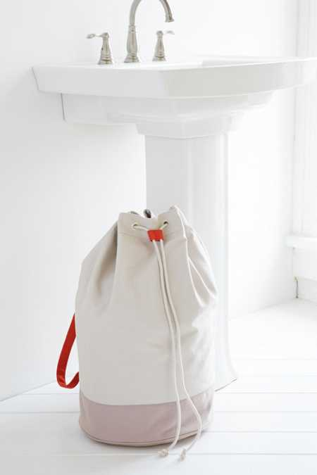 Assembly Home Colorblock Laundry Bag