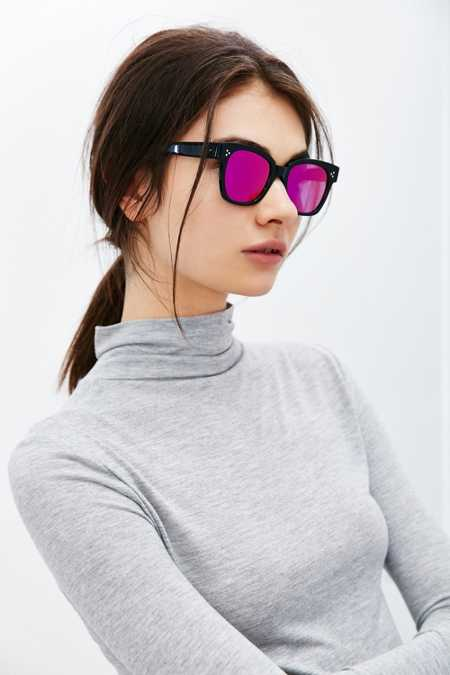 KYME Terry Square Sunglasses