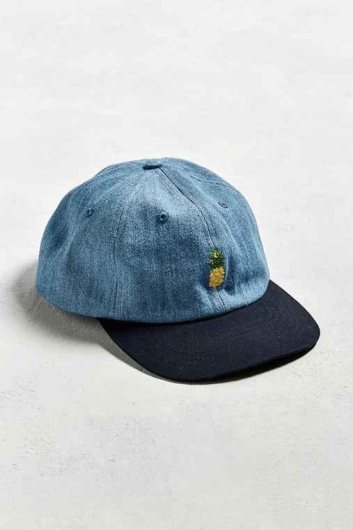 Rosin Icon Baseball Hat,INDIGO,ONE SIZE