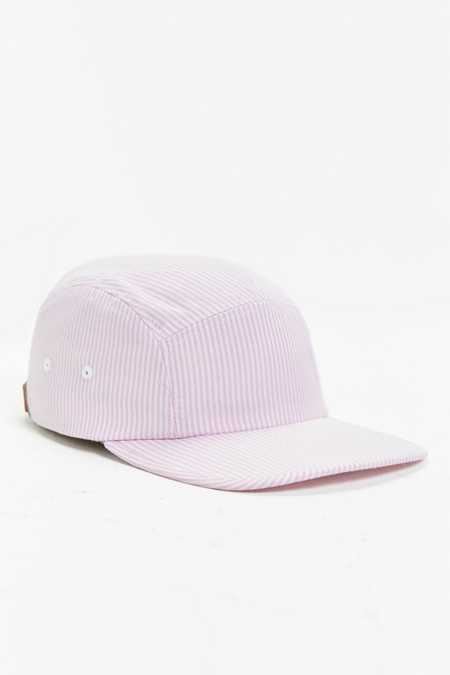 Rosin Patterned 5 Panel Hat