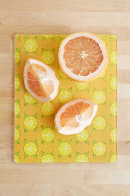 Sweet Citrus Prep Board