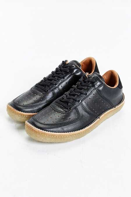 VERGINIA Leather Crepe Sneaker