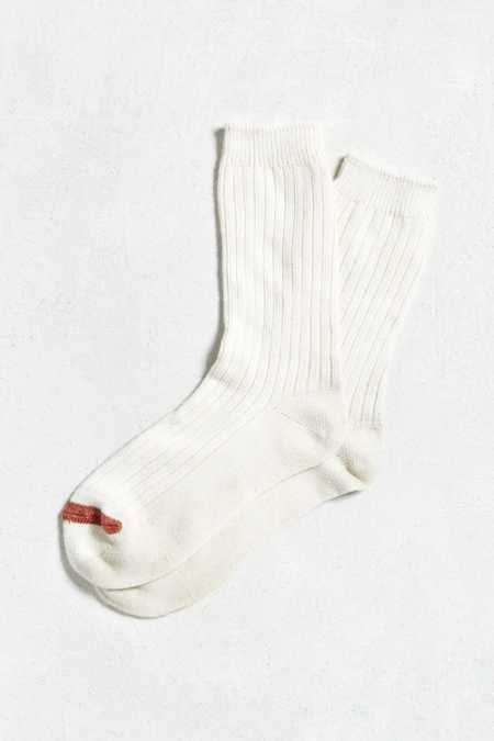 Heathered Ribbed Sock