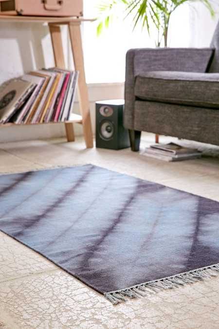 Magical Thinking Crossdyed Woven Wool Rug