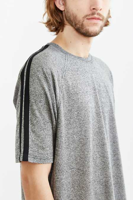 The Narrows Stripe Sleeve Athletic Tee