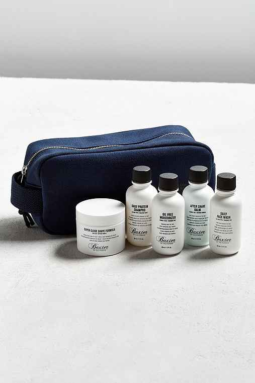 Baxter Of California Travel Kit,ASSORTED,ONE SIZE