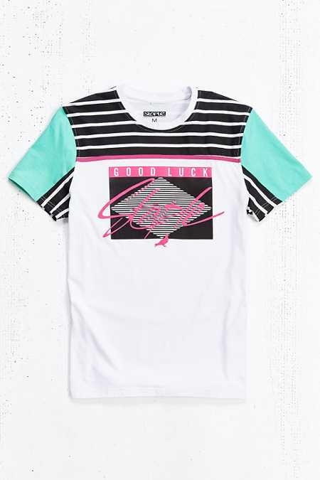 Staple Deco Block Tee