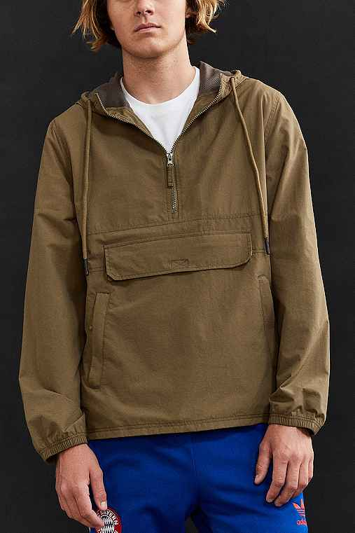 CPO Citywide Anorak Jacket,OLIVE,M