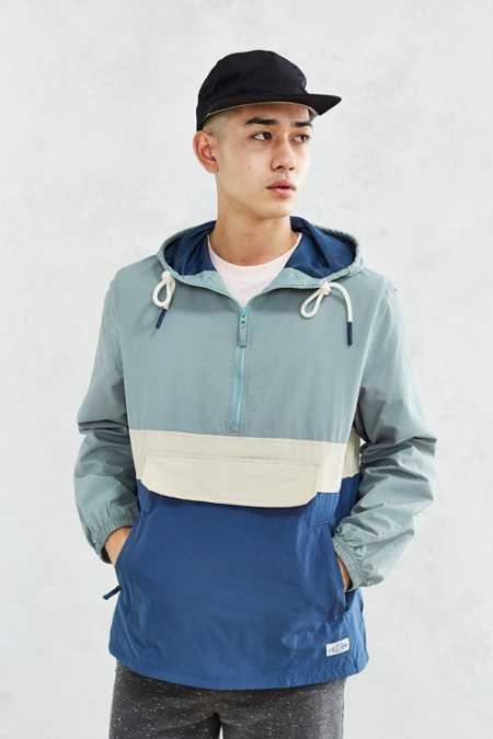 CPO Citywide Colorblock Anorak Jacket