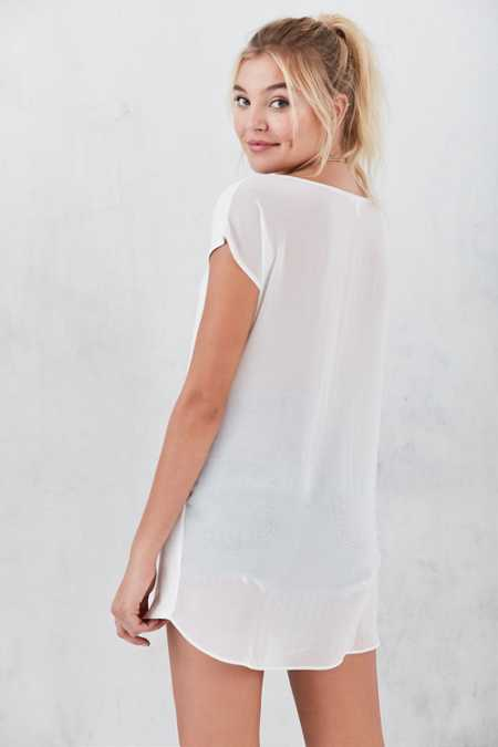 Silence + Noise On The Town Tunic