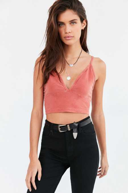 Truly Madly Deeply Ashley Cropped Cami