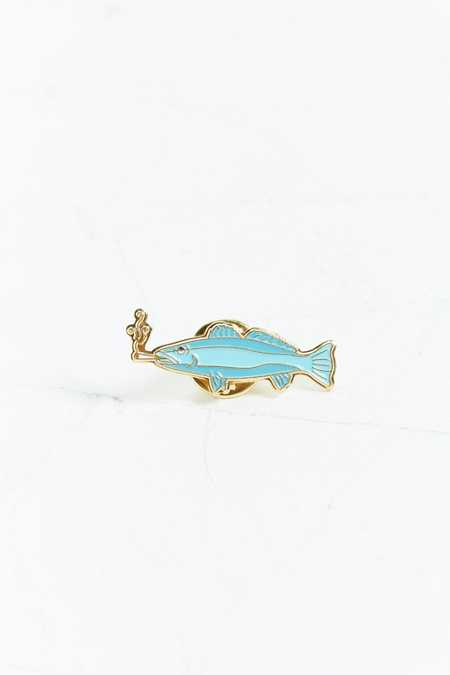 Good Worth Fish Pin