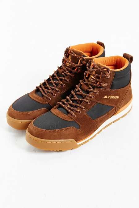 Ridgemont Outfitters Monty High Sneakerboot