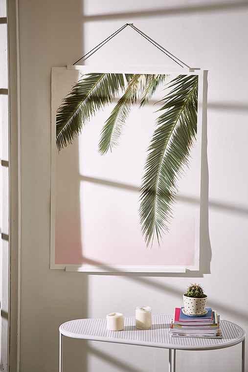 Wilder California Hanging Palm Art Print,NO FRAME,13X19