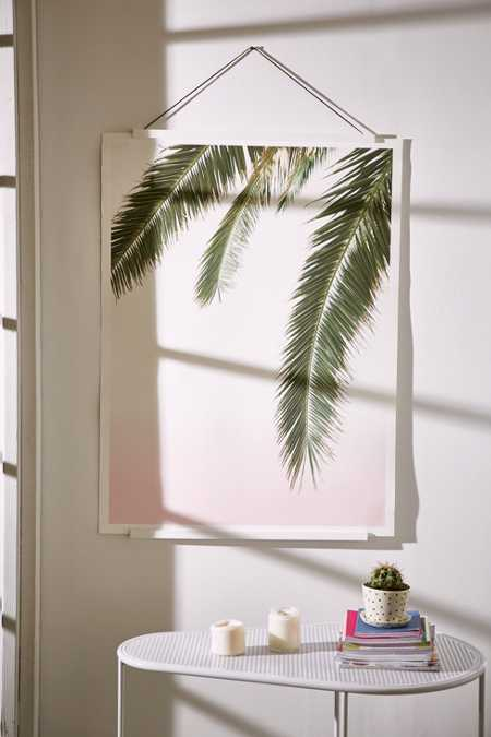Wilder California Hanging Palm Art Print