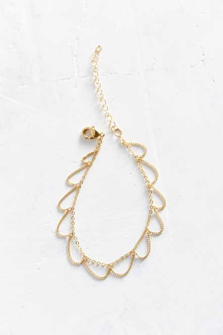 Simply Chain Anklet