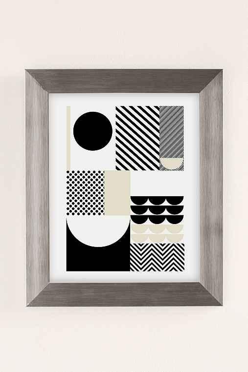 Suzanne Antonelli Happiness Art Print,SILVER MATTE FRAME,18X24