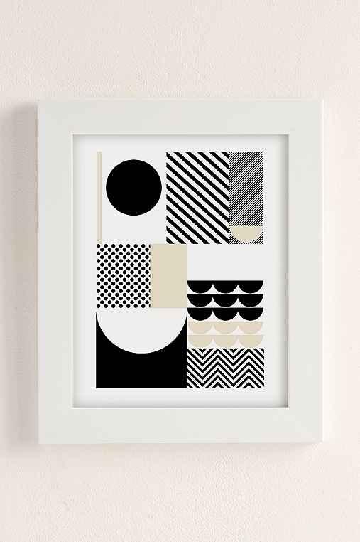 Suzanne Antonelli Happiness Art Print,WHITE MATTE FRAME,30X40