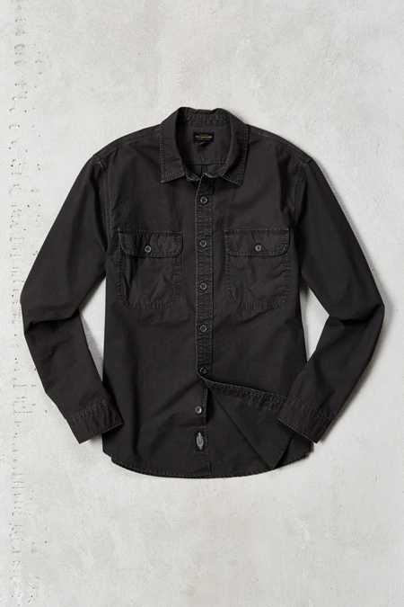 CPO Surplus Ripstop Work Shirt