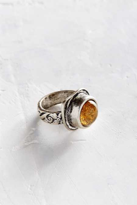 Treasure Stone Statement Ring