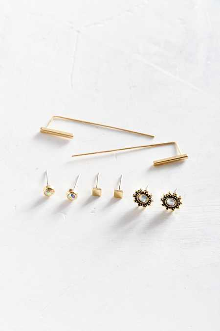 White Sands Post Earring Set