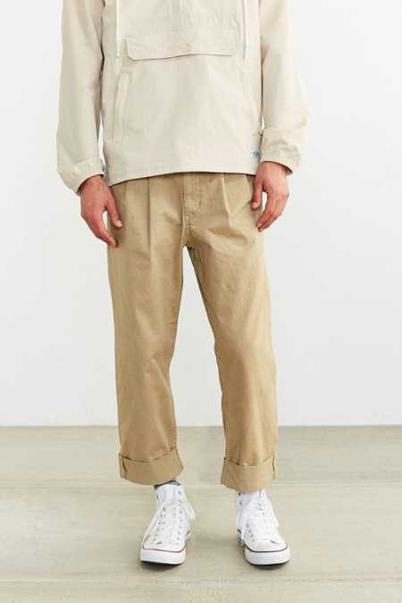 CPO Charles Pleated Pant