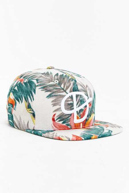 Deus Ex Machina Floral Dodger Hat