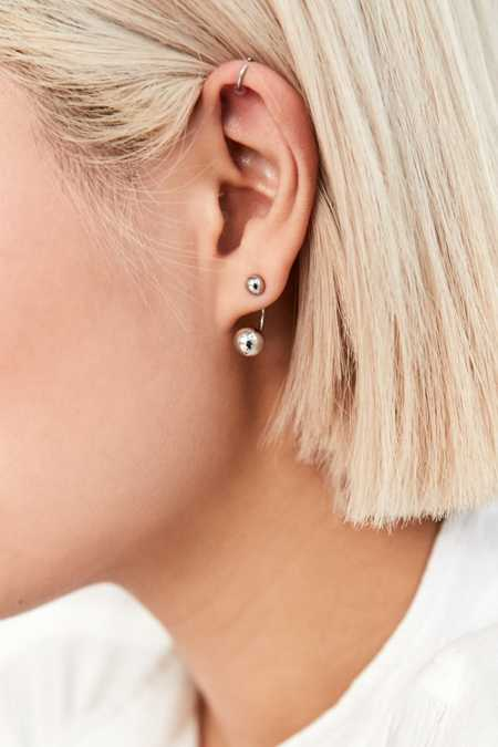Bauble Ball Post Earring