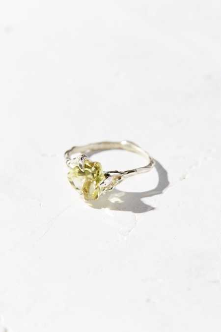 HLSK Elias Lemon Citrine Ring