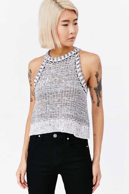 Silence + Noise Maria Sweater Tank