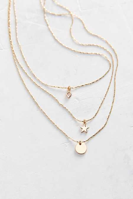 Essential Charm Layering Necklace