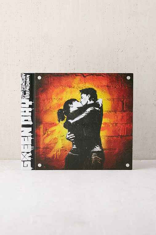 Green Day - 21st Century Breakdown Limited Edition Box Set 3XLP + CD,BLACK,ONE SIZE