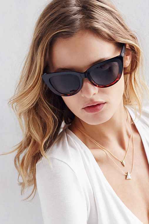 Quay Rhymes Sunglasses,BLACK MULTI,ONE SIZE