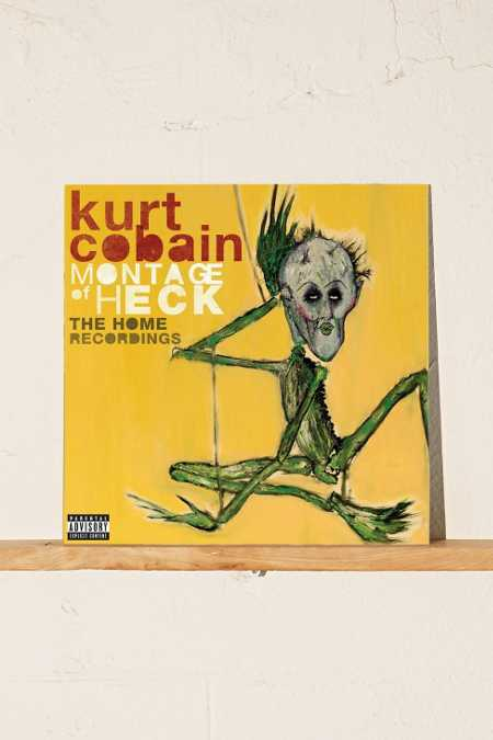Kurt Cobain - Montage Of Heck: The Home Recordings LP