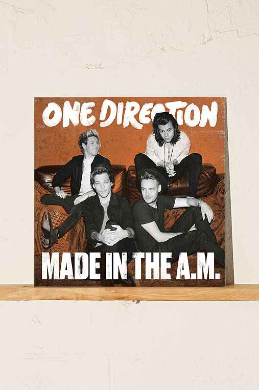 One Direction - Made In The A.M. 2XLP,BLACK,ONE SIZE