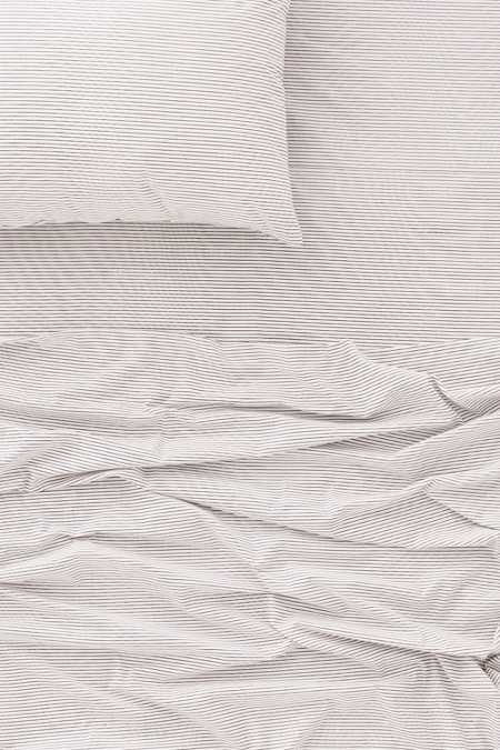 Covina Stripe Flat Sheet