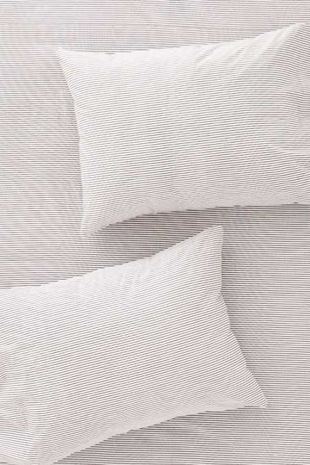 Covina Stripe Pillowcase Set